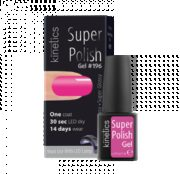 Super Polish Electro Pink Vernis semi permanent Kinetics