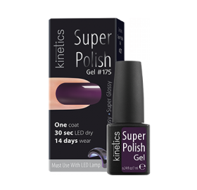 Super Polish Blackout Vernis semi permanent Kinetics