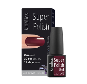 Super Polish Mulberry Vernis semi permanent Kinetics