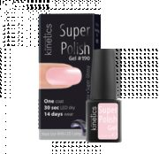 Super Polish Pink Twice Vernis semi permanent Kinetics