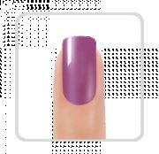 Super Polish Purple Madness Vernis semi permanent Kinetics