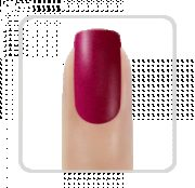 Super Polish Raspberry Beret Vernis semi permanent Kinetics