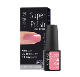 Super Polish Sparkling Cutie Vernis semi permanent Kinetics