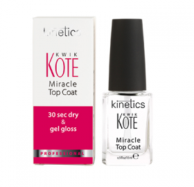 K-Kwik Top Coat 15 ml Bases préparatrices Kinetics