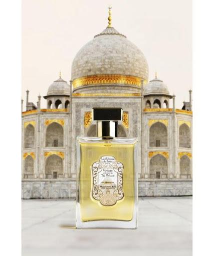 L'eau de parfum Taj Palace