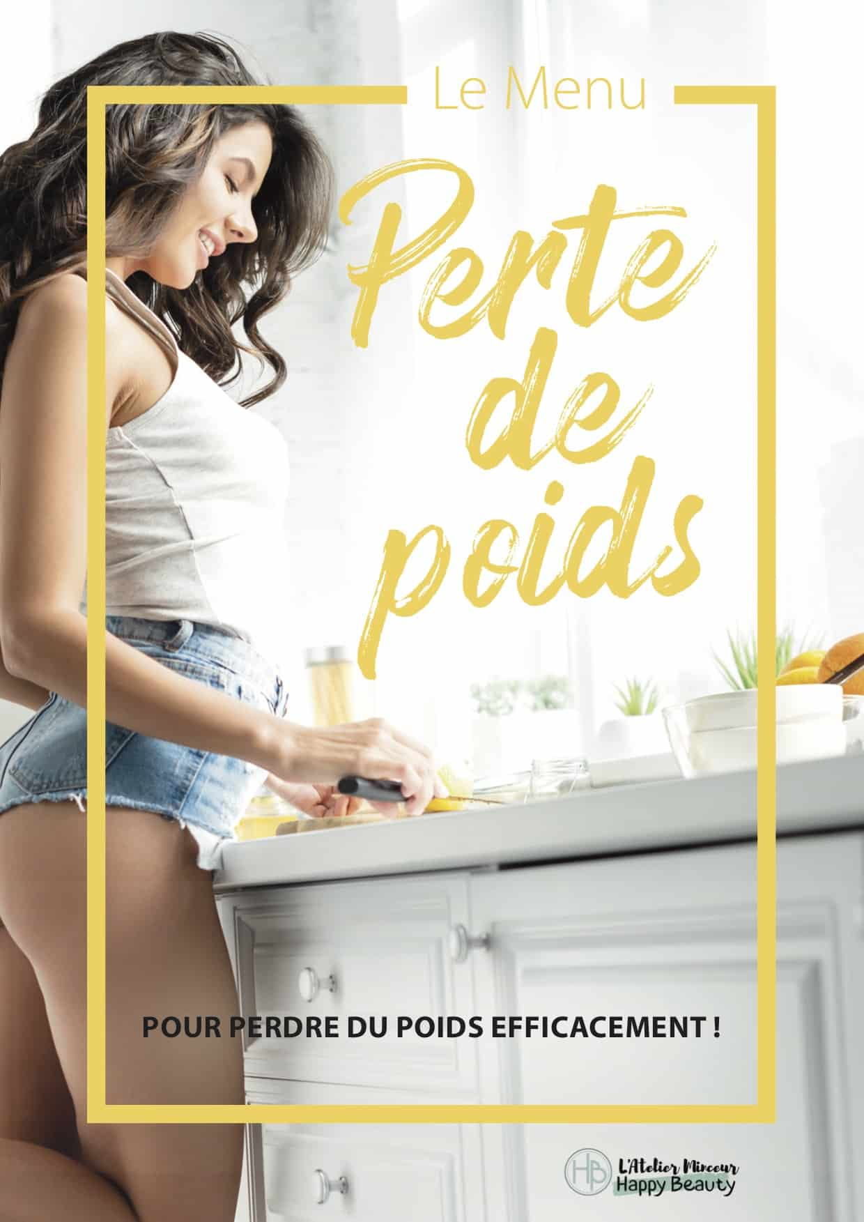 E-BOOK PERTE DE POIDS