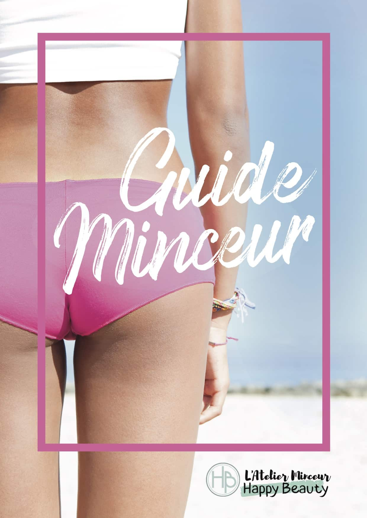 GUIDE MINCEUR HAPPY BEAUTY