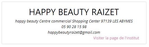 happy beauty Raizet